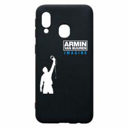 Чехол для Samsung A40 Armin Imagine