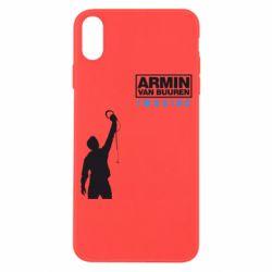 Чехол для iPhone X/Xs Armin Imagine