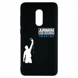 Чехол для Xiaomi Redmi Note 4 Armin Imagine