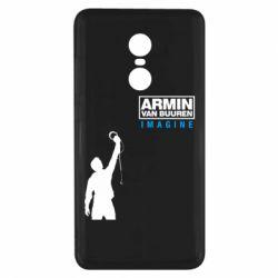 Чехол для Xiaomi Redmi Note 4x Armin Imagine