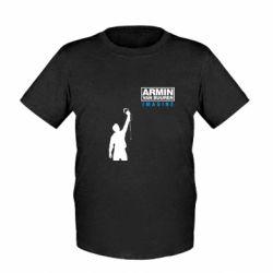 Детская футболка Armin Imagine - FatLine