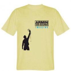 Мужская футболка Armin Imagine - FatLine