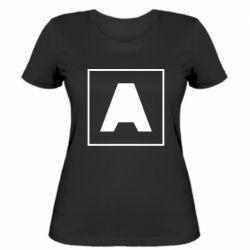 Жіноча футболка Armin van Buuren 1