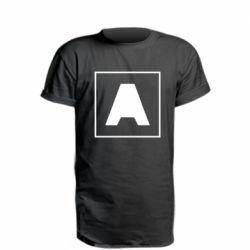 Подовжена футболка Armin van Buuren 1