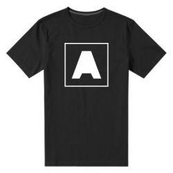 Чоловіча стрейчева футболка Armin van Buuren 1