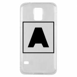 Чохол для Samsung S5 Armin van Buuren 1