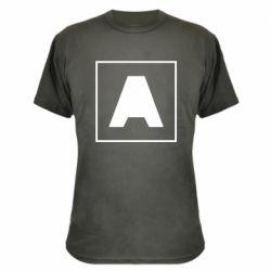 Камуфляжна футболка Armin van Buuren 1
