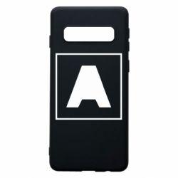 Чохол для Samsung S10 Armin van Buuren 1
