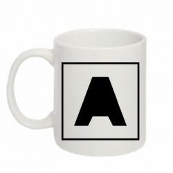 Кружка 320ml Armin van Buuren 1