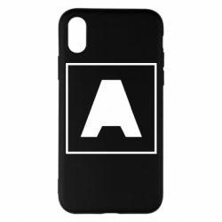Чохол для iPhone X/Xs Armin van Buuren 1