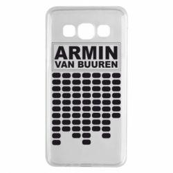 Чехол для Samsung A3 2015 Armin Van Buuren Trance