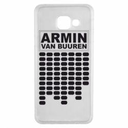 Чехол для Samsung A3 2016 Armin Van Buuren Trance