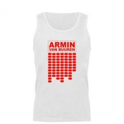 Мужская майка Armin Van Buuren Trance