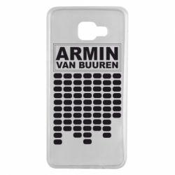 Чехол для Samsung A7 2016 Armin Van Buuren Trance