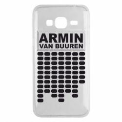 Чехол для Samsung J3 2016 Armin Van Buuren Trance