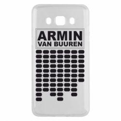 Чехол для Samsung J5 2016 Armin Van Buuren Trance