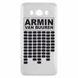 Чехол для Samsung J7 2016 Armin Van Buuren Trance