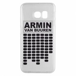 Чехол для Samsung S6 EDGE Armin Van Buuren Trance