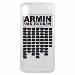 Чехол для iPhone Xs Max Armin Van Buuren Trance