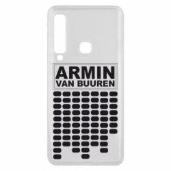 Чехол для Samsung A9 2018 Armin Van Buuren Trance