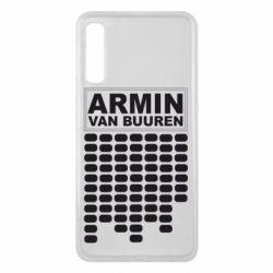 Чехол для Samsung A7 2018 Armin Van Buuren Trance