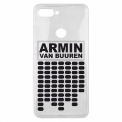 Чехол для Xiaomi Mi8 Lite Armin Van Buuren Trance