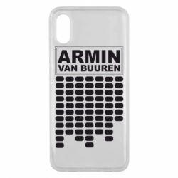Чехол для Xiaomi Mi8 Pro Armin Van Buuren Trance
