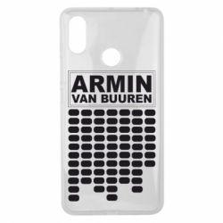 Чехол для Xiaomi Mi Max 3 Armin Van Buuren Trance