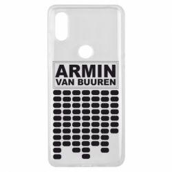 Чехол для Xiaomi Mi Mix 3 Armin Van Buuren Trance