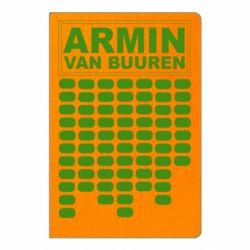 Блокнот А5 Armin Van Buuren Trance