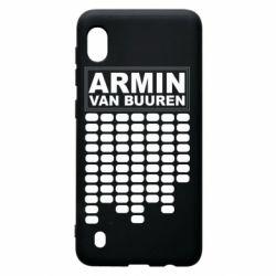 Чехол для Samsung A10 Armin Van Buuren Trance