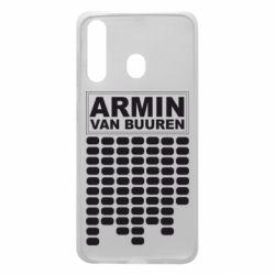 Чехол для Samsung A60 Armin Van Buuren Trance