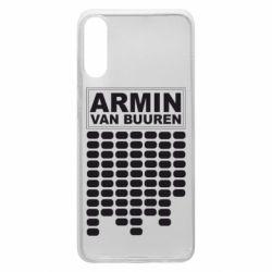 Чехол для Samsung A70 Armin Van Buuren Trance