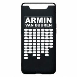Чехол для Samsung A80 Armin Van Buuren Trance