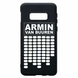 Чехол для Samsung S10e Armin Van Buuren Trance