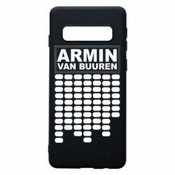 Чехол для Samsung S10 Armin Van Buuren Trance
