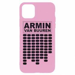 Чехол для iPhone 11 Armin Van Buuren Trance