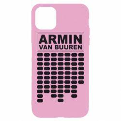 Чехол для iPhone 11 Pro Max Armin Van Buuren Trance