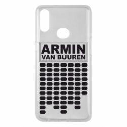 Чехол для Samsung A10s Armin Van Buuren Trance