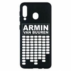 Чехол для Samsung M30 Armin Van Buuren Trance