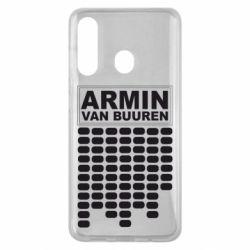 Чехол для Samsung M40 Armin Van Buuren Trance