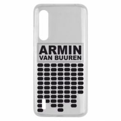 Чехол для Xiaomi Mi9 Lite Armin Van Buuren Trance