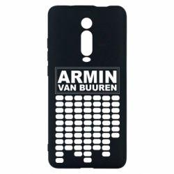 Чехол для Xiaomi Mi9T Armin Van Buuren Trance