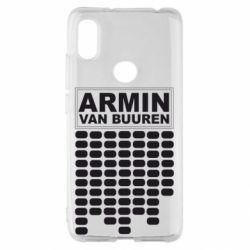 Чехол для Xiaomi Redmi S2 Armin Van Buuren Trance