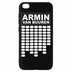 Чехол для Xiaomi Redmi Go Armin Van Buuren Trance