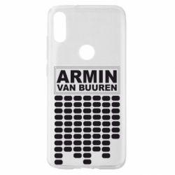 Чехол для Xiaomi Mi Play Armin Van Buuren Trance