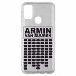 Чехол для Samsung M30s Armin Van Buuren Trance