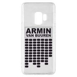 Чехол для Samsung S9 Armin Van Buuren Trance