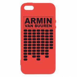 Чехол для iPhone5/5S/SE Armin Van Buuren Trance
