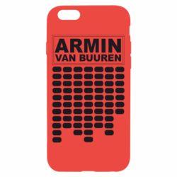 Чехол для iPhone 6/6S Armin Van Buuren Trance